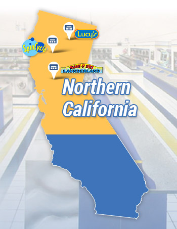 Northern California Laundromats