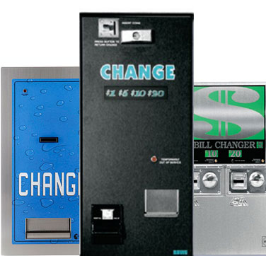 Coin Changers