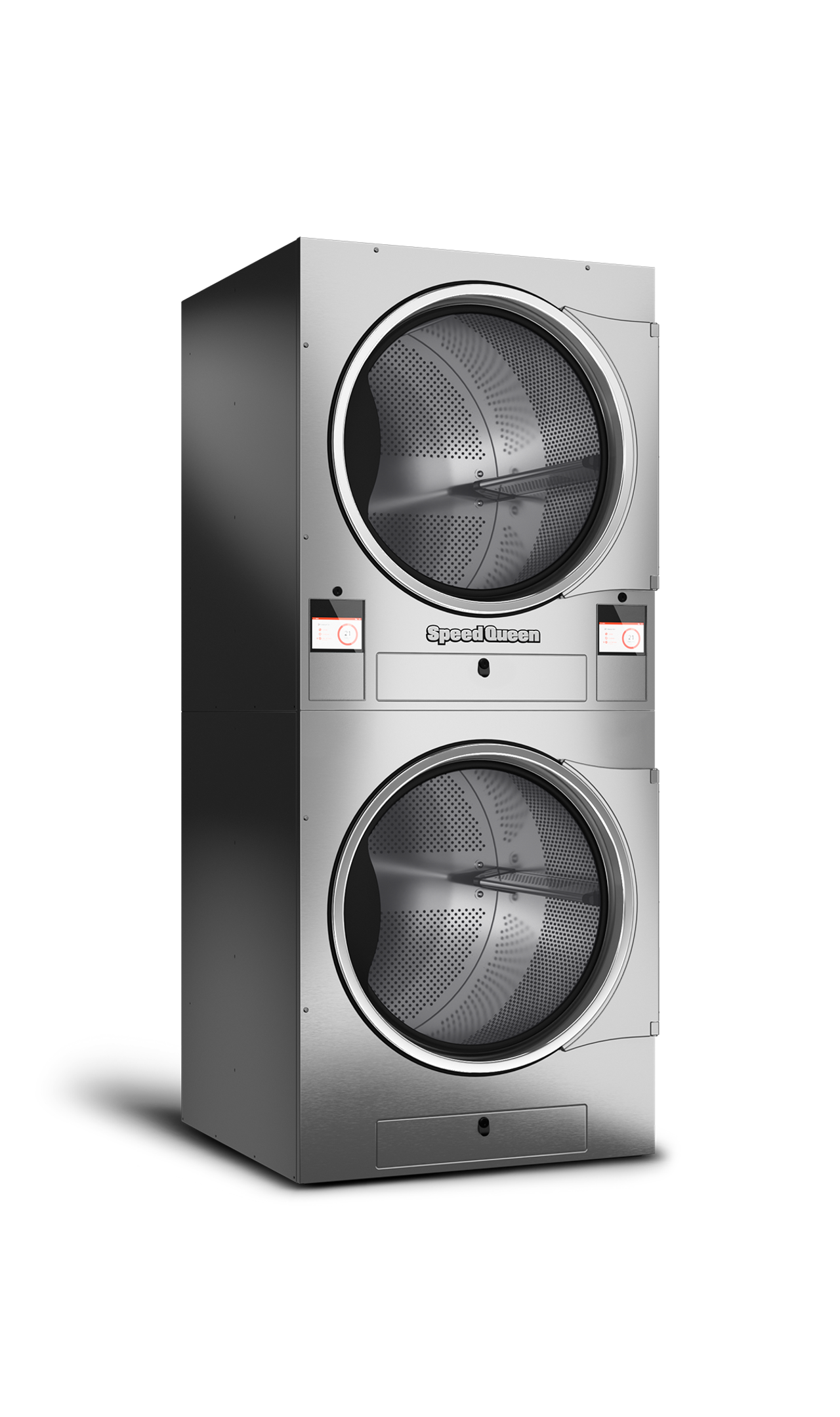 Speed Queen Quantum Touch Stack Tumble Dryers