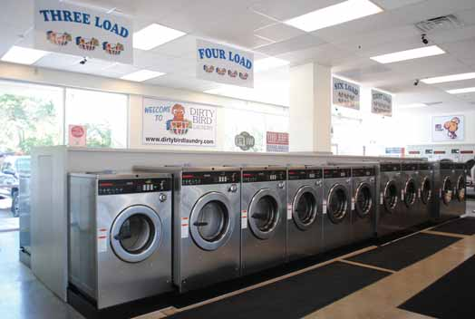 Dirty Bird Laundry