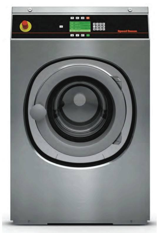 Speed Queen Syn030dnhx 30 Lb Softmount Washer Extractor