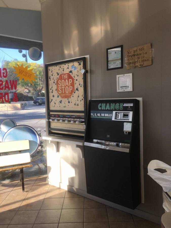 Coin-Op Laundromats For Sale In Pasadena CA - Coin Laundry ...