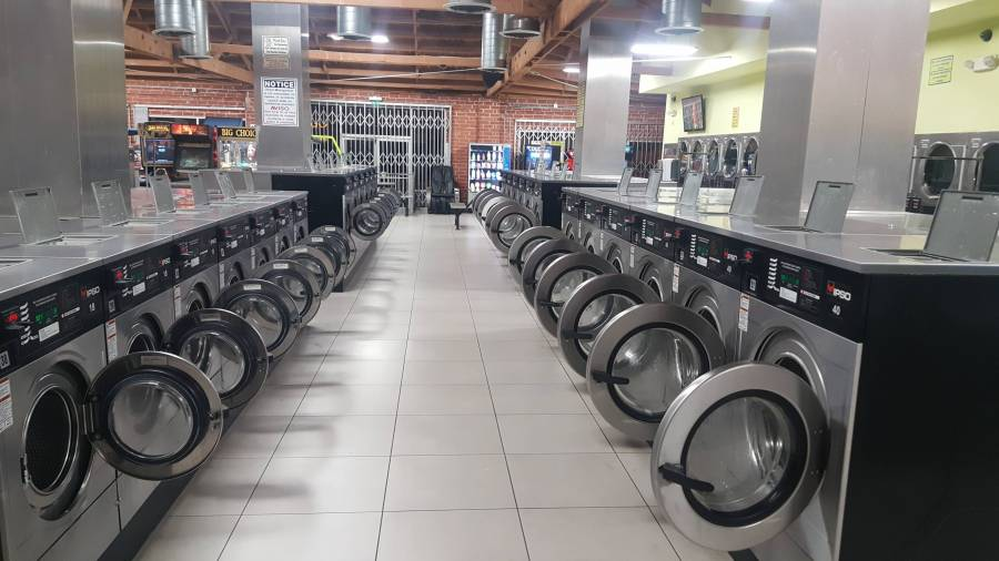 Coin-Op Laundromats For Sale In San Fernando CA - Coin ...
