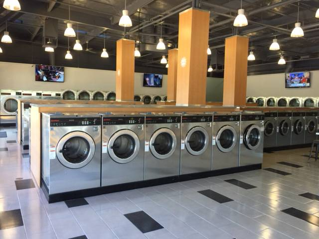 Chain of 8 Laundromats for Sale in Central Valley