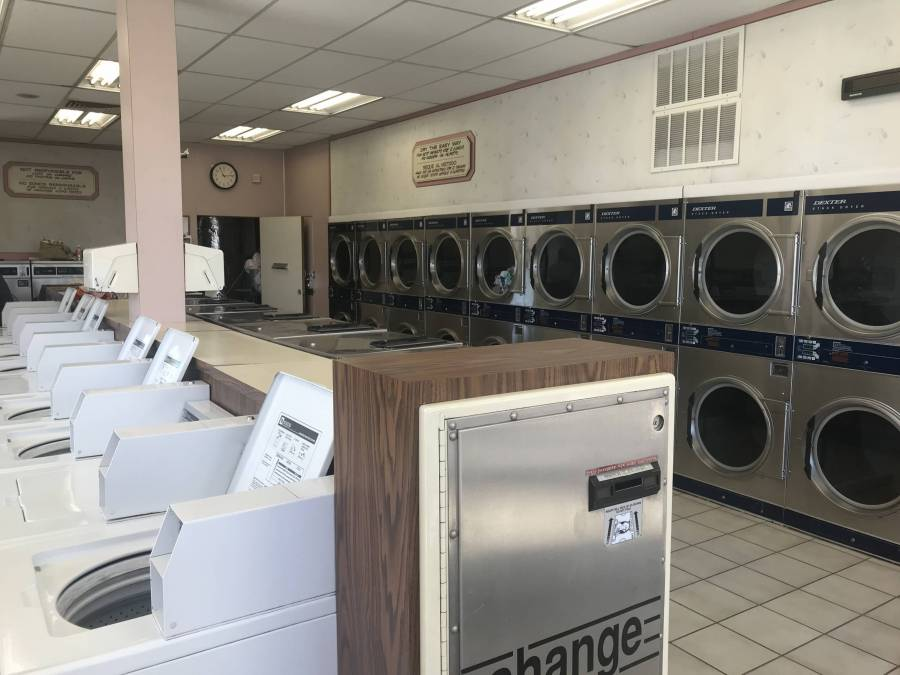 Coin-Op Laundromats For Sale In Newhall CA - Coin Laundry ...