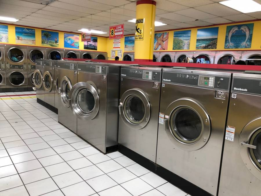 Coin-Op Laundromats For Sale In Pomona CA - Coin Laundry ...