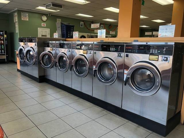 Long Beach CA - Coin Laundry For Sale