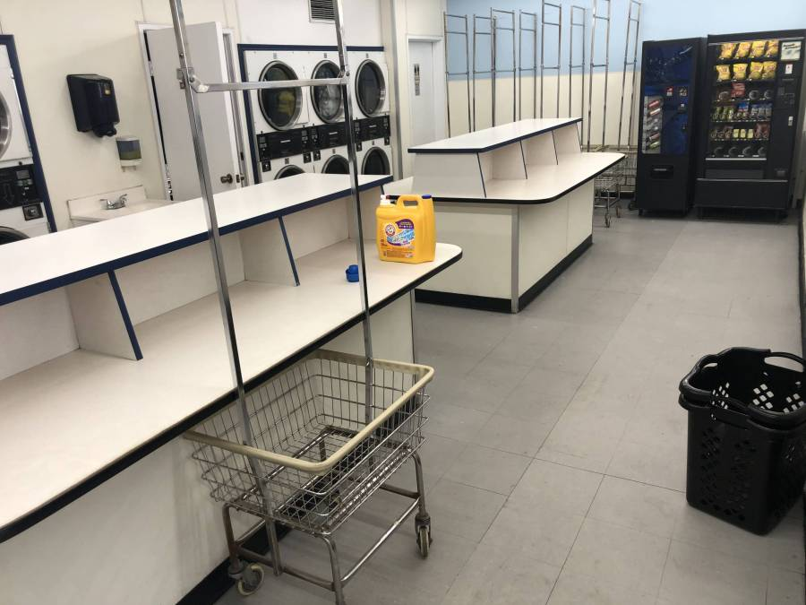 San Clemente CA - Coin Laundry For Sale