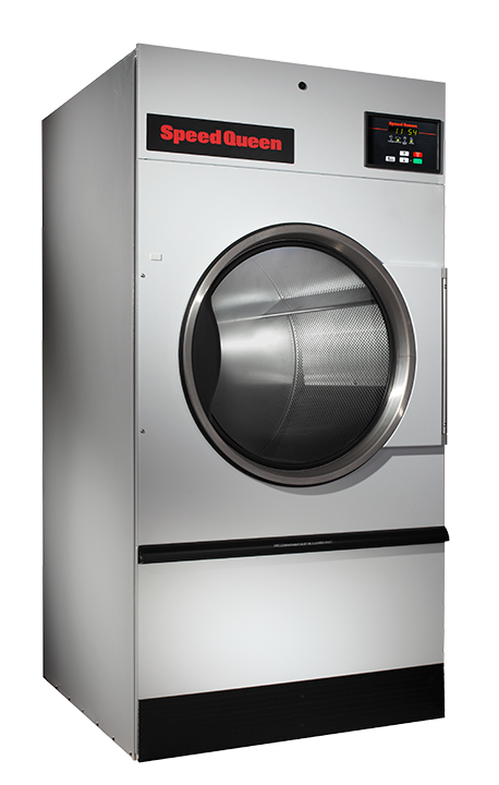 Industrial Tumble Dryers ~ Speed queen st nqtn dryer single lb capacity