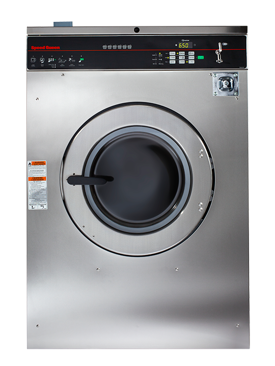 Speed Queen Sc60lcfxu Washer Front Load 60lb Capacity