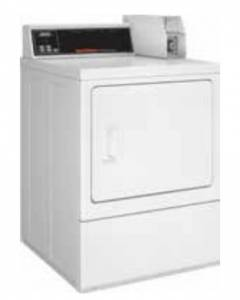 Speed Queen - Speed Queen SDGY09W Dryer 18 lb Capacity - White, Gas