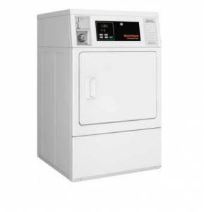 Speed Queen - Speed Queen SDEBXAGS171TW01 Dryer 18 lb Capacity - White Color, Electric