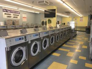 PWS Laundries for Sale - Fillmore, CA - Coin Laundry