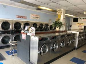 PWS Laundries for Sale - Downey, CA - Coin Laundry