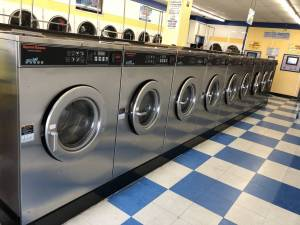 PWS Laundries for Sale - Clean King Chain of 7 Stores