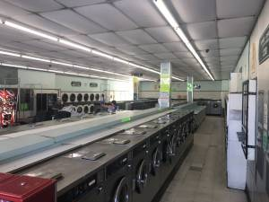 PWS Laundries for Sale - Gardena CA - Coin Laundry