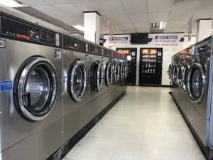 PWS Laundries for Sale - Rosemead CA - Coin Laundry