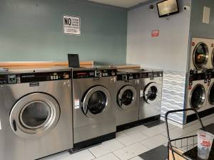 PWS Laundries for Sale - Sacramento, CA - Coin Laundry