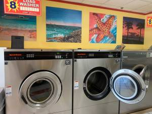 PWS Laundries for Sale - Fullerton, CA - Coin Laundry