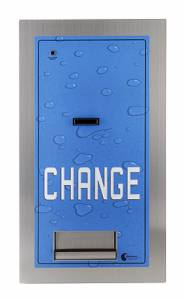 Standard Changer Equipment - Standard MC400RL Bill to Coin Changer (Rear Load for Change or Tokens)