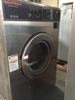 Laundry Equipment - Used Commercial Laundry Equipment - Speed Queen Equipment - Used Speed Queen SC30BC2Y Washer 30lb Capacity - 1 Available