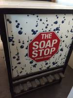 Laundry Equipment - Used Commercial Laundry Equipment - Used 7 Column Soap Stop - 2 Available