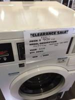 Laundry Equipment - Used Commercial Laundry Equipment - Used Speed Queen Horizon SWFY71W