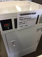 Laundry Equipment - Used Commercial Laundry Equipment - New Speed Queen SFGY09W Dryer