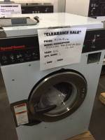 Laundry Equipment - Used Commercial Laundry Equipment - New Speed Queen SC20LX2OU Front Loader