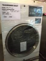 Laundry Equipment - Used Commercial Laundry Equipment - New Speed Queen ST030EBCW Dryer