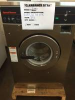 Laundry Equipment - Used Commercial Laundry Equipment - New Speed Queen 20 lb Front Loader