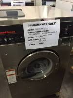 Laundry Equipment - Used Commercial Laundry Equipment - New Speed Queen SC20LCVXU Front Loader