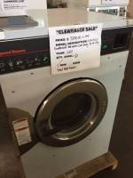 Laundry Equipment - Used Commercial Laundry Equipment - New Speed Queen SC30LYVXU Front Loader