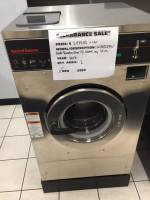 Laundry Equipment - Used Commercial Laundry Equipment - New Speed Queen SC20JCFXU Front Load Washer