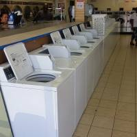 PWS Laundries for Sale - Lancaster CA - Coin Laundromat - Image 1