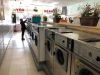 Laundromats for Sale - PWS Laundries for Sale - Redwood City CA - Coin Laundry