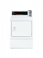 Multi-Housing Laundry Equipment - Multi-Housing Speed Queen Single Pocket Dryers - Speed Queen Equipment - Speed Queen SDG909W Front Load Dryer 18lb Capacity